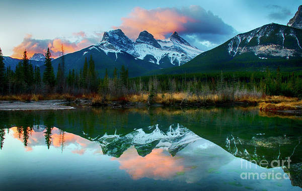 Wall Art - Photograph - To The Wild Country Canadian Rocky Mountains 3 by Bob Christopher