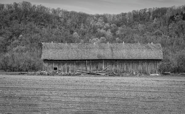 Photograph - Tobacco Drying Barn 2013 by Thomas Young