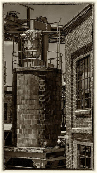 Wall Art - Photograph - Tobacco Row Industrial - #1 by Stephen Stookey