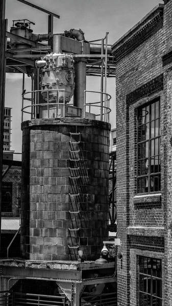 Wall Art - Photograph - Tobacco Row Industrial - #2 by Stephen Stookey