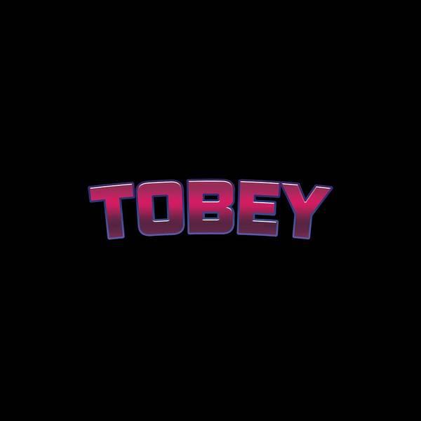 Tobey Digital Art - Tobey #tobey by TintoDesigns
