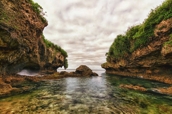 Okinawa Photograph - Toguchi Beach Area by David Edenfield