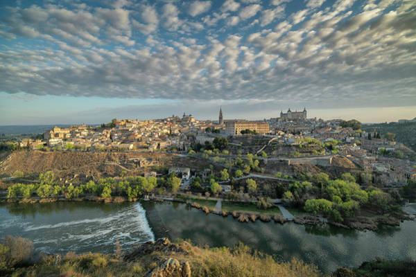 Wall Art - Photograph - Toledo Spain by Christian Heeb