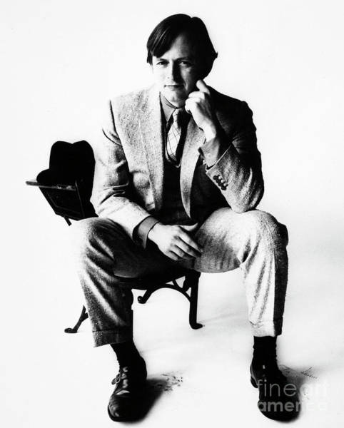 Photograph - Tom Wolfe by Granger