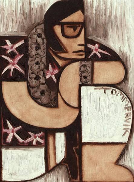 Painting - Tommervik Elvis In Hawaii Art Print by Tommervik