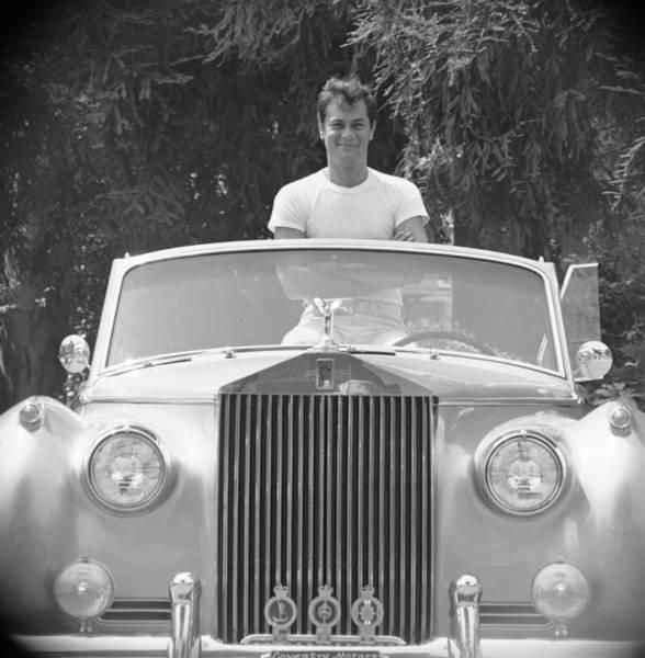 1961 Photograph - Tony Curtis by Ralph Crane