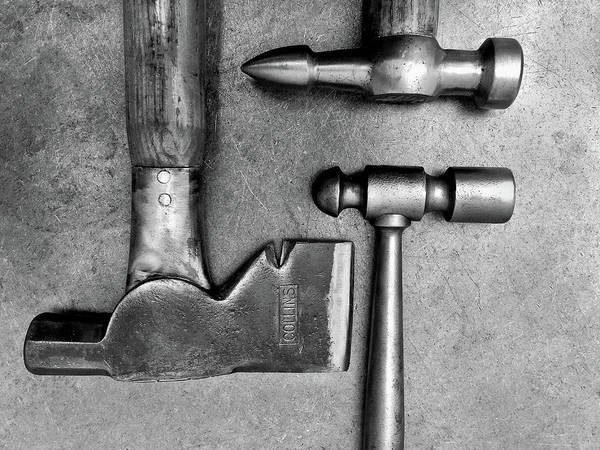 Photograph - Tools Of The Trade Series 1447 by Carlos Diaz