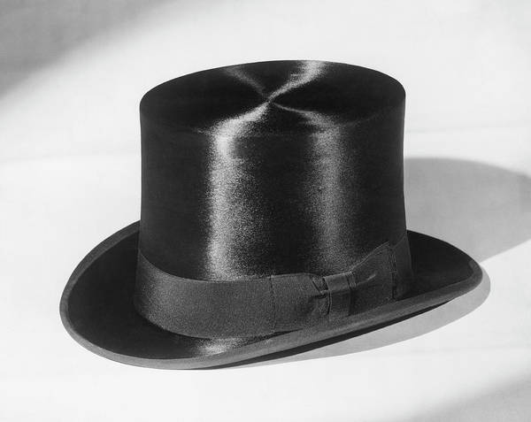 Top Hat Photograph - Top Hat by Fpg