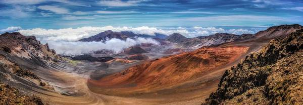 Photograph - Top Of Haleakala Crater by Andy Konieczny