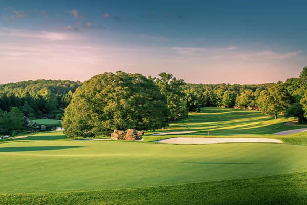 Photograph - Top Of The Rock Golf Course by Allin Sorenson