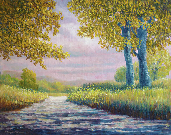 Painting - Topanga State Park  by Douglas Castleman