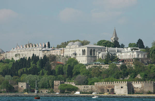 Vacation Time Photograph - Topkapi Palace In Istanbul by Hhakim