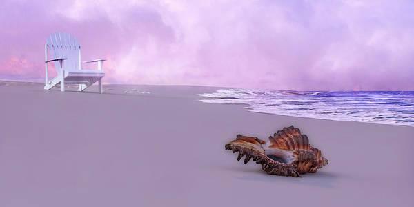 Wall Art - Digital Art - Topsail Island Friends By The Sea by Betsy Knapp