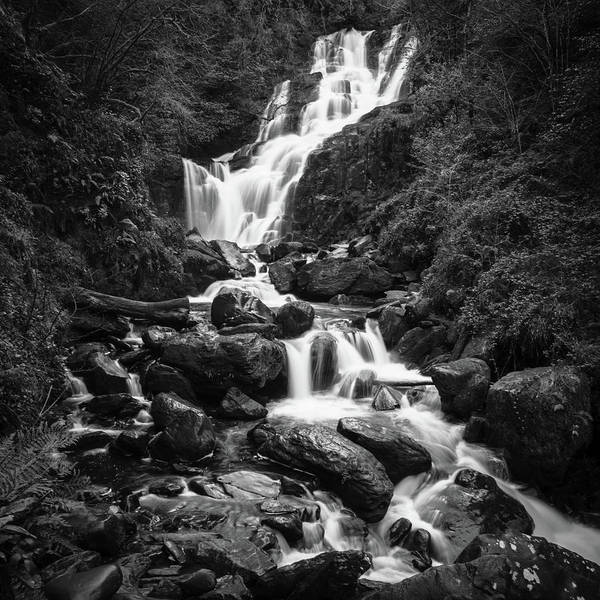 Killarney Photograph - Torc Waterfall Killarney Co.kerry by Mof
