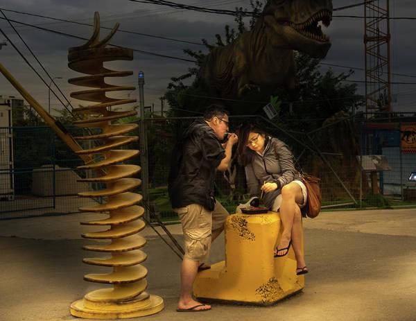 Photograph - Tornado Potatoes by Juan Contreras