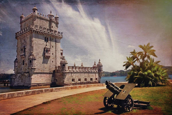 Fortification Photograph - Torre De Belem Lisbon by Carol Japp