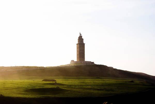Wall Art - Photograph - Torre De Hercules by Phooey