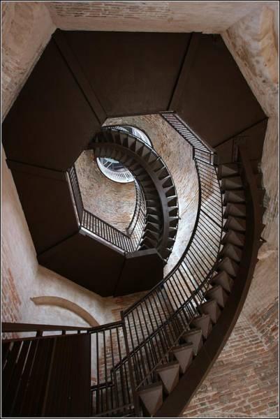 Stairway To Heaven Wall Art - Photograph - Torre Dei Lamberti by J.castro