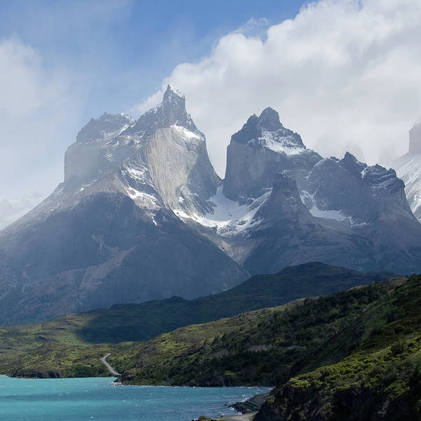 Antartica Wall Art - Photograph - Torres Del Paine Chile by Marc Princivalle For Imagesconcept.com