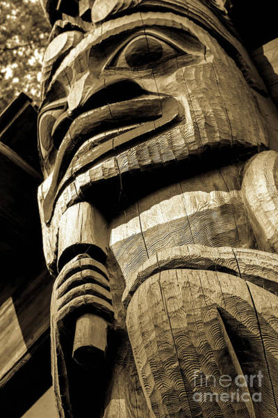Photograph - Totem by Fei A