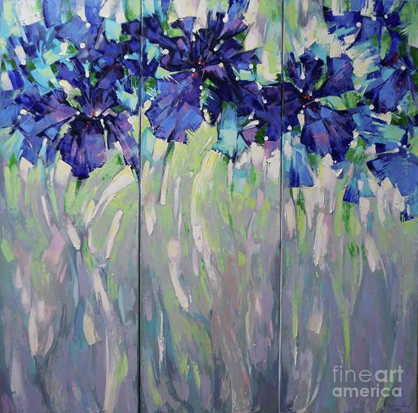 Wall Art - Painting - Touching The Sky by Anastasija Kraineva
