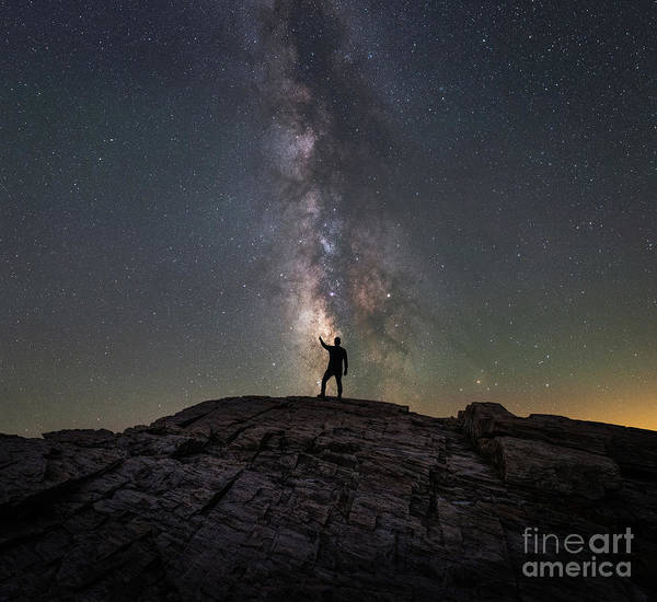 Wall Art - Photograph - Touching The Stars by Michael Ver Sprill