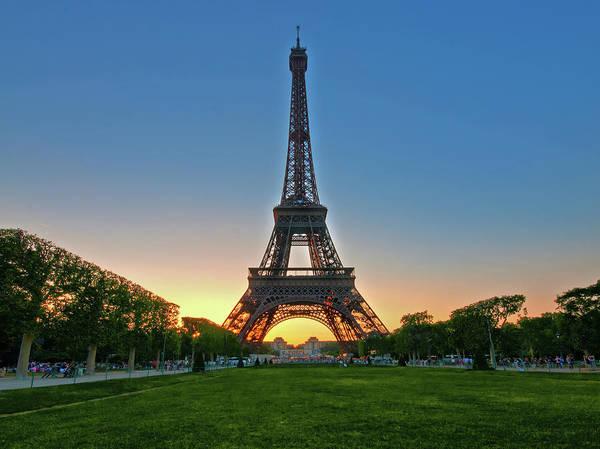 Photograph - Tour Eiffel by Www.andreasneuburger.com Photography