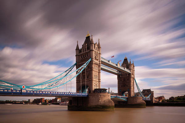 Jason Day Photograph - Tower Bridge And The River Thames by Jason Friend