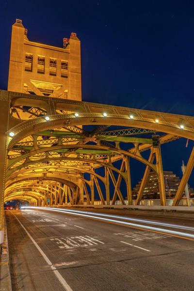 Photograph - Tower Bridge At Dawn by Jonathan Hansen
