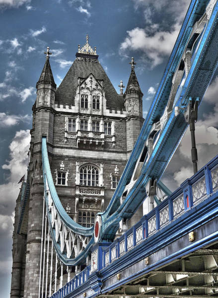 Photograph - Tower Bridge by Juergen Weiss