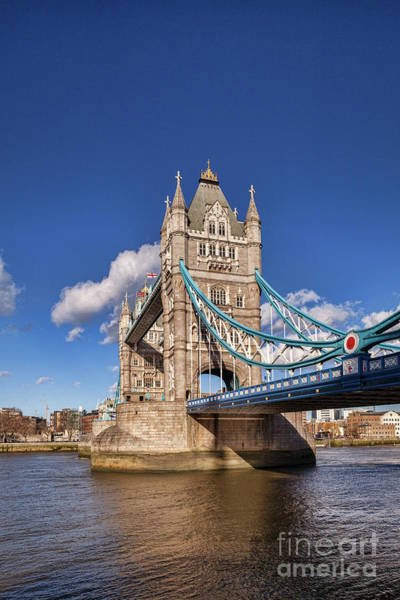 Wall Art - Photograph - Tower Bridge London by Colin and Linda McKie