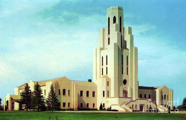 Cemetery Ridge Photograph - Tower Of Memories Mausoleum by Sad Hill - Bizarre Los Angeles Archive