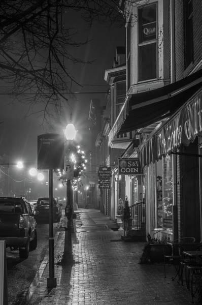 Photograph - Town Walk by Dan Urban