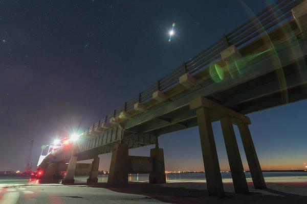 Photograph - Townsend Bridge by Kristopher Schoenleber