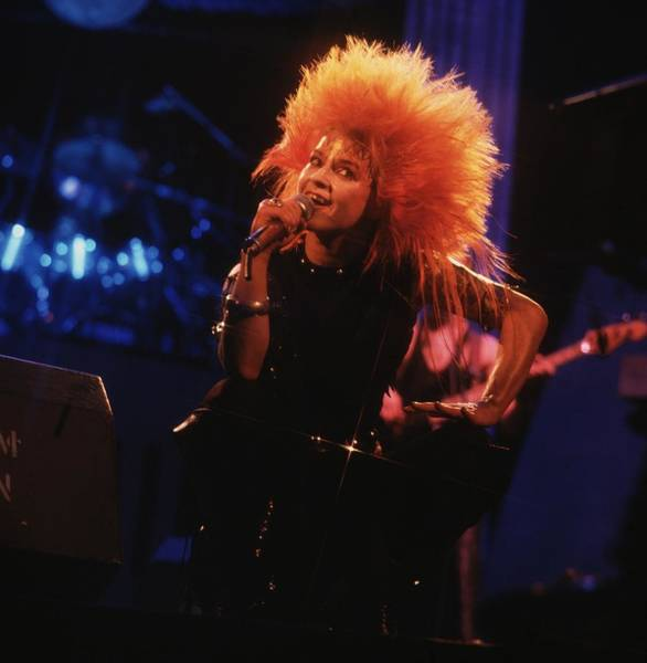 New Wave Music Photograph - Toyah Wilcox by Keystone