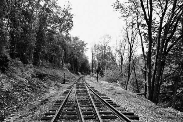 Photograph - Tracks  by Joseph Caban