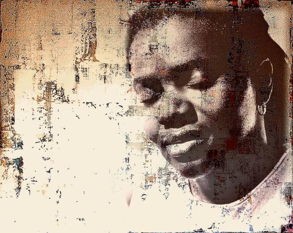 Mixed Media - Tracy Chapman by Jayime Jean