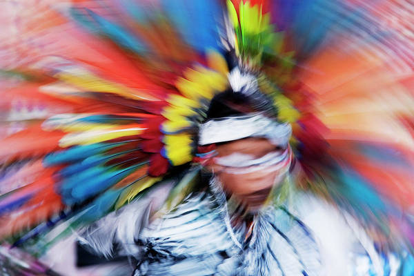 Photograph - Traditional Dance, San Miguel De by Radius Images