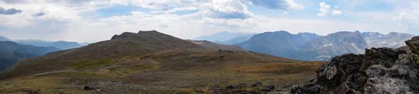 Photograph - Trail Ridge Road Arctic Panorama by Nicole Lloyd