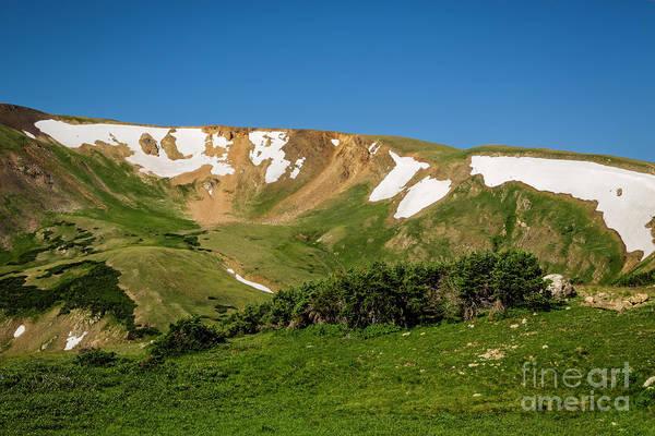 Photograph - Trail Ridge Road Glacier by Jon Burch Photography
