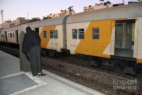 Wall Art - Photograph - Train Consult by Andrea Simon