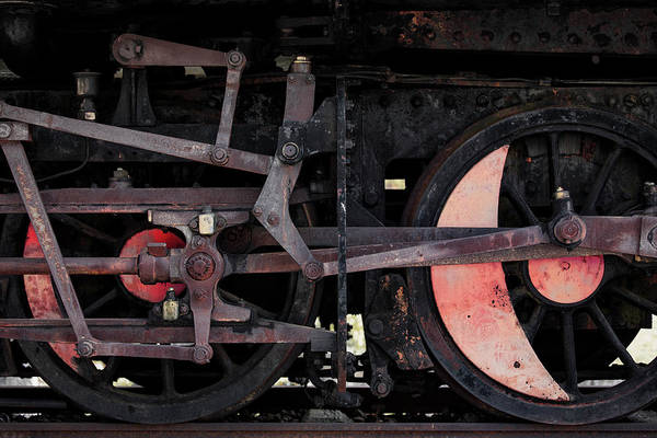 Photograph - Train by Edgar Laureano