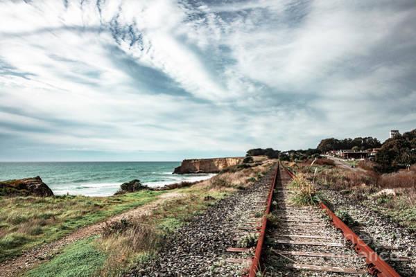 Wall Art - Photograph - Train To Davenport by Jennifer Ramirez