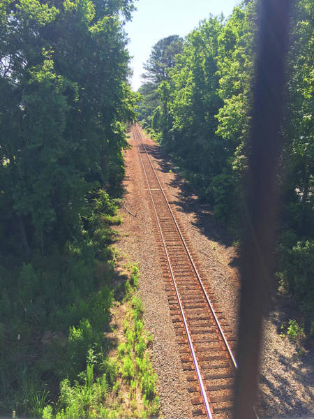 Photograph - Train Tracks Travel by Matthew Seufer
