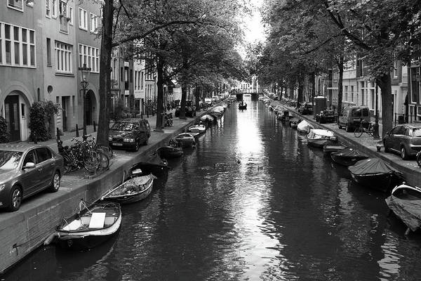 Photograph - Tranquil Amsterdam  by Aidan Moran