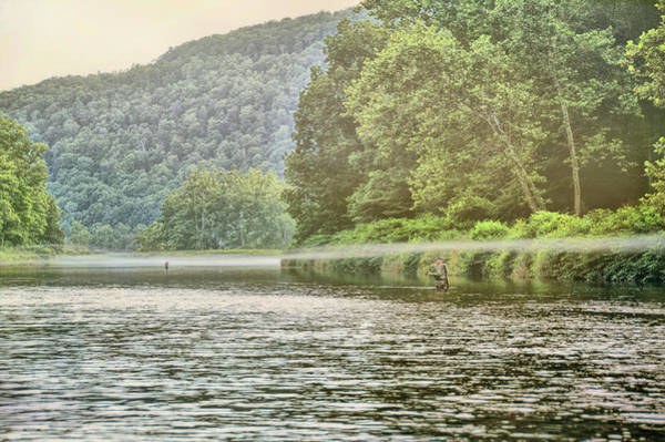 Photograph - Tranquil River by JAMART Photography