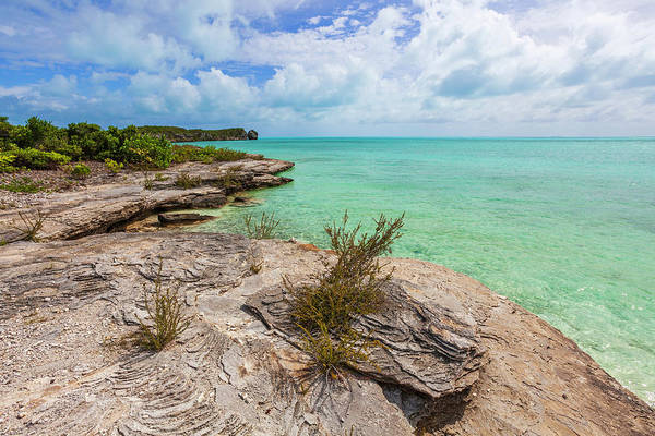 Caribbean Wall Art - Photograph - Tranquil Sea by Chad Dutson