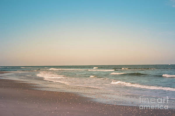 Wall Art - Photograph - Tranquil Waves by Colleen Kammerer
