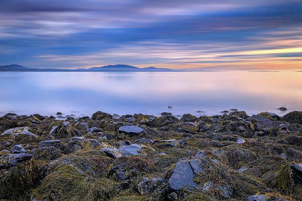 Rick Photograph - Tranquility On Penobscot Bay by Rick Berk
