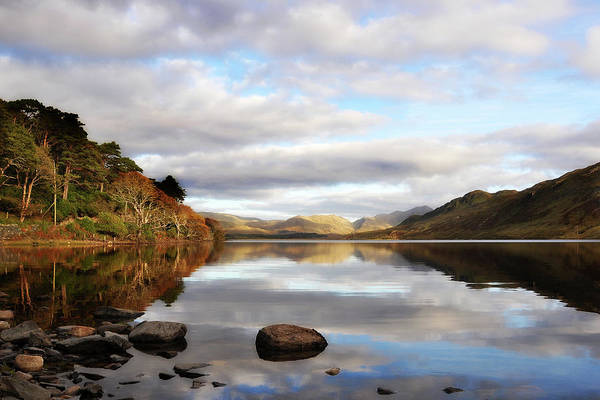 Connemara Photograph - Tranquility by Photography By Robert Riddell